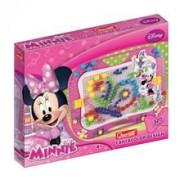 Joc Creativ Fanta Color Design Quercetti Creatie Imagini Mozaic Minnie Mouse 320 Piese