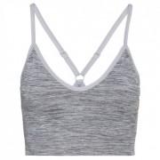 Odlo Women`s Sports Bra Padded Seamless Soft 2.0 Reggiseno sportivo (S, grigio)