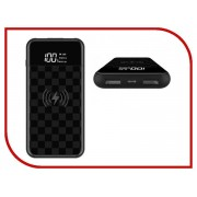 Аккумулятор Devia JU Wireless 8000 mAh Black