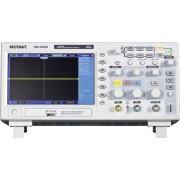 Osciloscop digital 200 MHz, 2 canale, 512 kpts, Voltcraft DSO-1202D