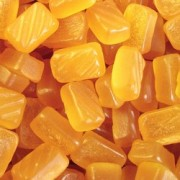Lions Butterscotch Tablets Gums Retro Sweets