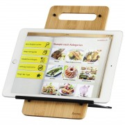 Hama Tablet stand timber 7 - 10.5 Tablethouder
