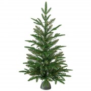 Battery-powered LED tree Tippy 90 cm