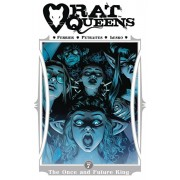 Rat Queens Volume 7: The Once and Future King, Paperback/Ryan Ferrier