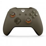 Microsoft Xbox One Wireless Controller Green/Orange WL3-00036