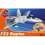Airfix QUICK BUILD F22 Raptor J6005
