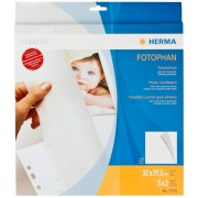 Difox Herma Albumblad 32x31,5 cm - 5 Blad