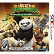 Kung Fu Panda: Showdown Of Legendary Legends - 3Ds - Unissex