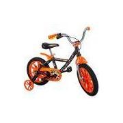Bicicleta Infantil Nathor Masculina First Pro Aro 14