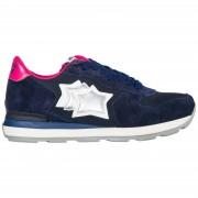 Atlantic Stars Scarpe sneakers donna camoscio vega