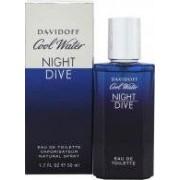 Davidoff Cool Water Night Dive Eau de Toilette 50ml Sprej