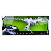 Jucarie interactiva WowWee - Mini Roboraptor, 37 cm