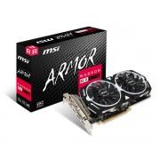 VC, MSI RX570 Armor OC, 4GB GDDR5, 256bit, PCI-E 3.0