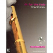 Universal Edition Fit for the Flute 2 mit CD Gisler-Haase, Querflöte