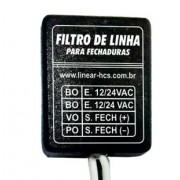 FILTRO DE LINHA PARA FECHADURAS - LINEAR -
