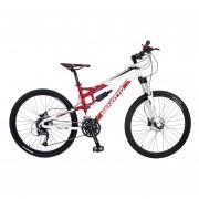 Bicicleta Benotto DS-900 Alum R26 27V Shi Acera Fnos DDH Rojo Talla:M-L