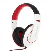 Ovleng X13 3.5mm audifono estereo con microfono para telefono / IPOD / PC