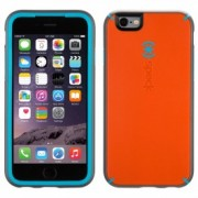 Speck iPhone 6 MightyShell Carrot Orange/Speck Blue/Slate Grey