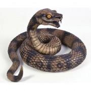 Merkloos Decoratie cobra slang 33 cm