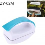 Zy-02m Aquarium Fish Tank Suspendido Manejar Diseño Magnetic Brush Cleaner Herramientas De Limpieza, M, Tamaño: 10,5 * 7,5 * 5cm