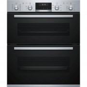 Bosch Serie 6 NBA5570S0B Double Built Under Electric Oven