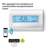 > Cronotermostato da parete bianco Touch Screen 1C.81