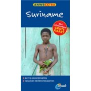 Reisgids ANWB extra Suriname | ANWB Media