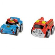 Fisher-Price Lil Zoomers 2-pack - Rescue Racers