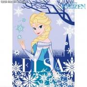 Tapis la Reine des Neiges Elsa 133 x 95 cm