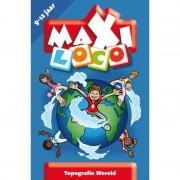 Boosterbox Maxi Loco - Topografie Wereld (11-12 jaar)