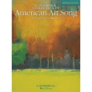 The G. Schirmer Collection of American Art Song: Medium/Low Voice, Paperback/Richard Walters