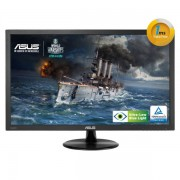 "Monitor Asus VP247H 23.6"" Wide 1920x1080, 1ms, HDMI, DVI-D, D-Sub"