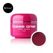 Gel uv Base One Color Red Wine 5g