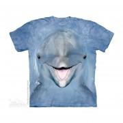Playera 4d - Unisex - 3650 Dolphin Face