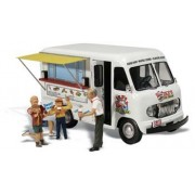 Woodland Scenics HO Ike's Ice Cream Truck WOOAS5541