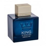Antonio Banderas King of Seduction Absolute eau de toilette 100 ml за мъже