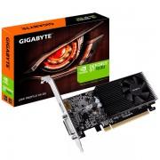Grafička kartica Gigabyte GeForce GT 1030 DDR4 2GB/64bit, 1151MHz/2100MHz, PCI-E 3.0 x16, HDMI, DVI-D, Cooler, Low-profile, Retail