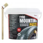 Zestaw Pasta montażowa do opon REDATS Tyre Mounting Paste + Pędzel długi - 40cm