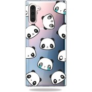 Mobigear TPU Cartoon Beren Samsung Galaxy Note 10