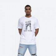 Alife Washington Square Tee ALISS20-48 WHITE/BLACK