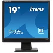 IIYAMA p1905s-B2 48,26 cm (19 inch) LED-monitor (DVI, VGA, 5 ms responstijd) Zwart