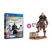 Assassin's Creed Valhalla Gold Edition + figurină Eivor PS4
