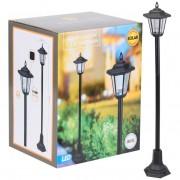 Lampa solarna ogrodowa LED stylowa ekologiczna
