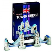 CubicFun C702H Tower Bridge Puzzle