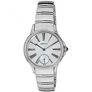Seiko Analog White Dial Womens Watch - SRKZ57P1