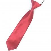 Los niños Kids Baby boda corbata de lazo elástico de color sólido Boy School Tie