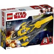 Lego Star Wars: Anakin Starfighter (75214)