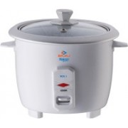 Bajaj RCX 1 mini Electric Rice Cooker(0.4 L, White)