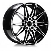 Avus Ac-mb5 8,5x19 5x112 Et35 66.6 Black - Llanta De Aluminio
