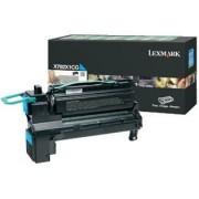 Toner Lexmark Cyan X792 20.000 pgs
